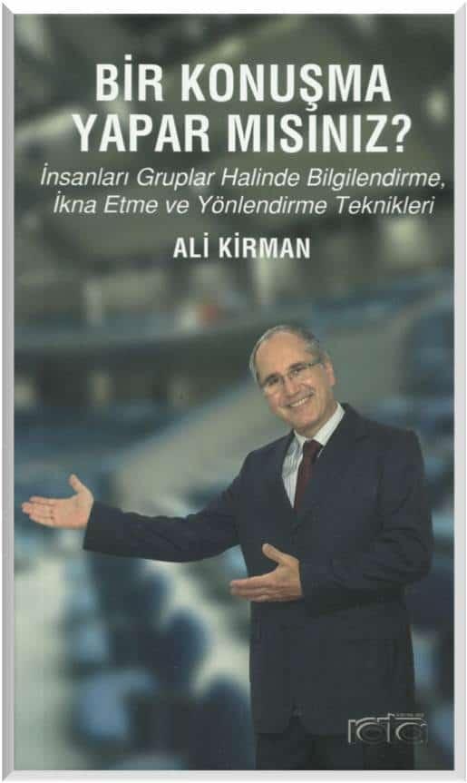 Ali Kirman - Bir Konuşma Yapar mısınız?