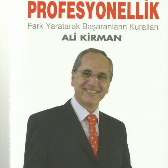 Ali Kirman - Satışta Profesyonellik