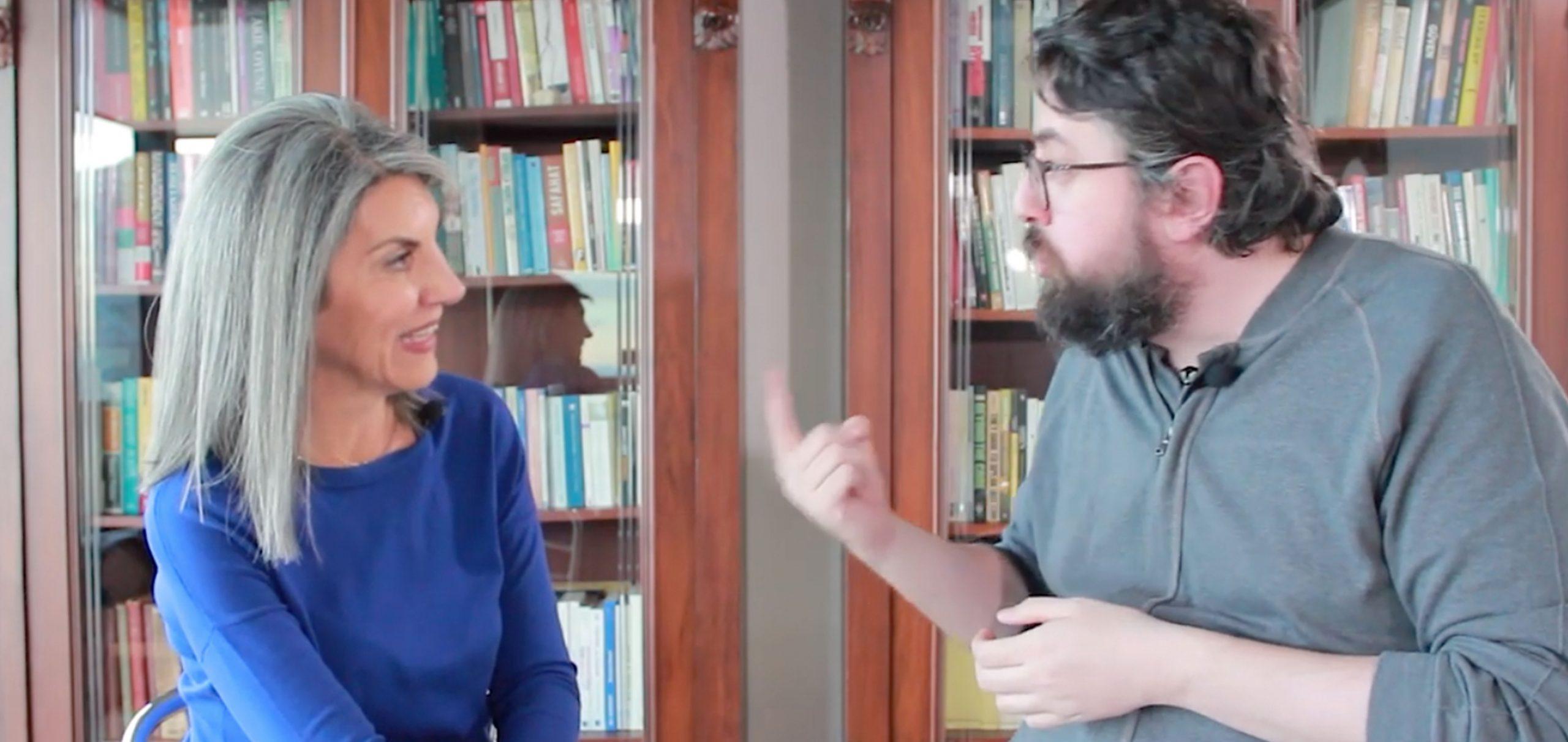 Röportaj: Yaprak Özer & Akan Abdula