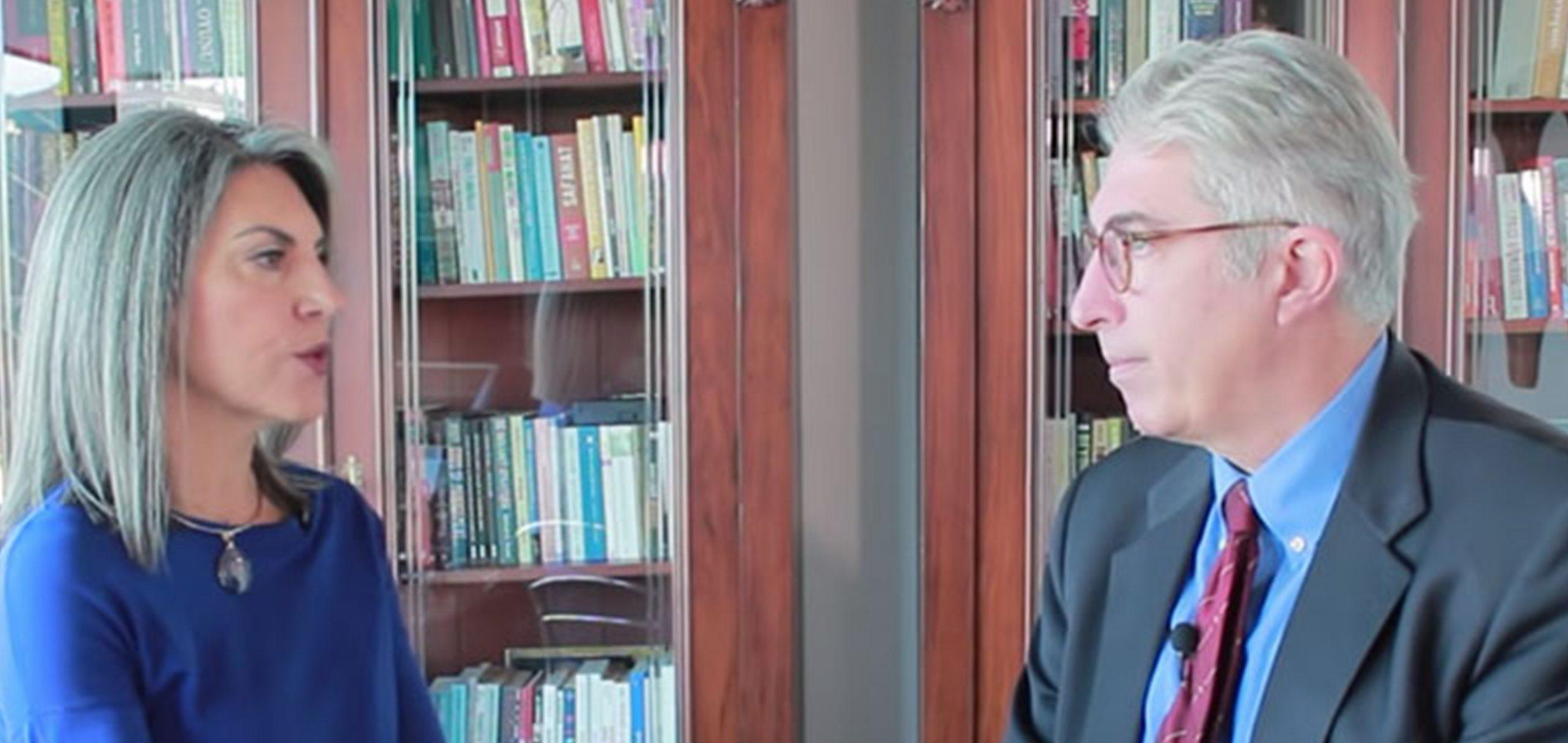 Röportaj: Yaprak Özer & Murat Yetkin
