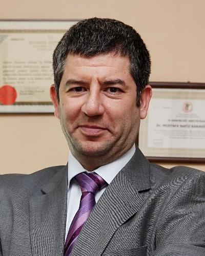 Mustafa Nafiz Karagözlüoğlu
