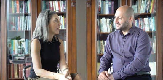 Röportaj: Yaprak Özer & Volkan Akay