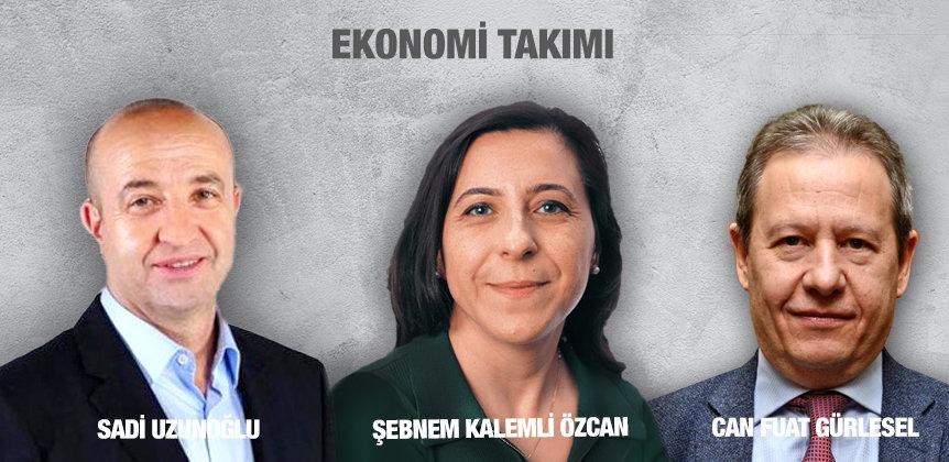 EKONOMİ TAKIMI - Sadi Uzunoğlu - Şebnem Kalemli Özcan - Can Fuat Gürlesel