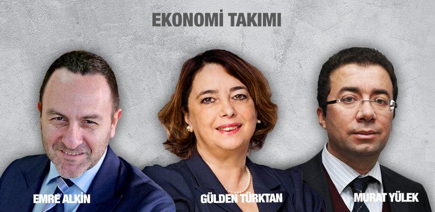 EKONOMİ TAKIMI - Emre Alkin - Gülden Türktan - Murat Yülek