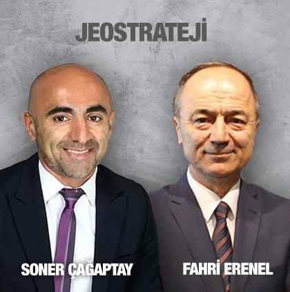 JEOSTRATEJİ -Soner Çağaptay - Fahri Erenel