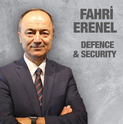 DEFENCE & SECURITY - Fahri Erenel