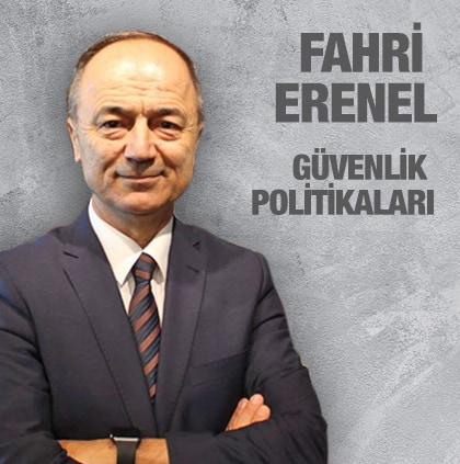 GÜVENLİK POLİTİKALARI - Fahri Erenel