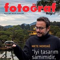 Mete Mordağ - Fotoğraf Dergisi